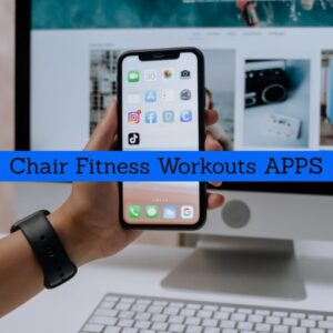 Chair Fitness Workout with Paul Eugene