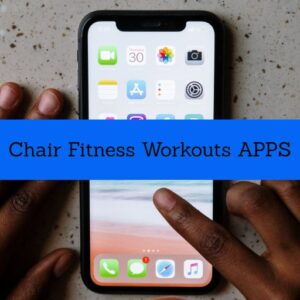 Chair Fitness Workout with Paul Eugene Apps