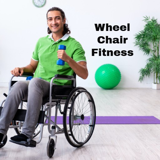 WheelChair Fitness Workout with Paul Eugene