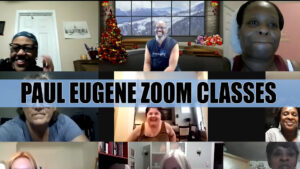 Zoom Chair Fitness Workout with Paul Eugene