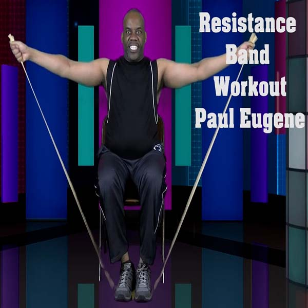 Seated Resistance Band 2