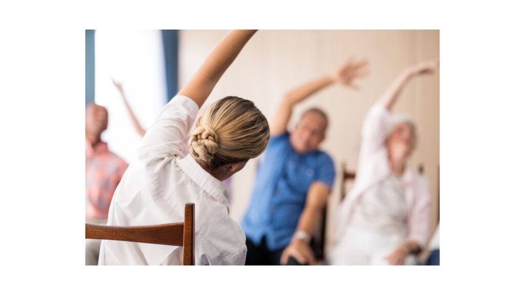 Exercise & Limited Mobility